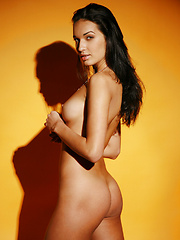 Olga has a long lean body that is fit and tone and you will want it so badly it hurts.